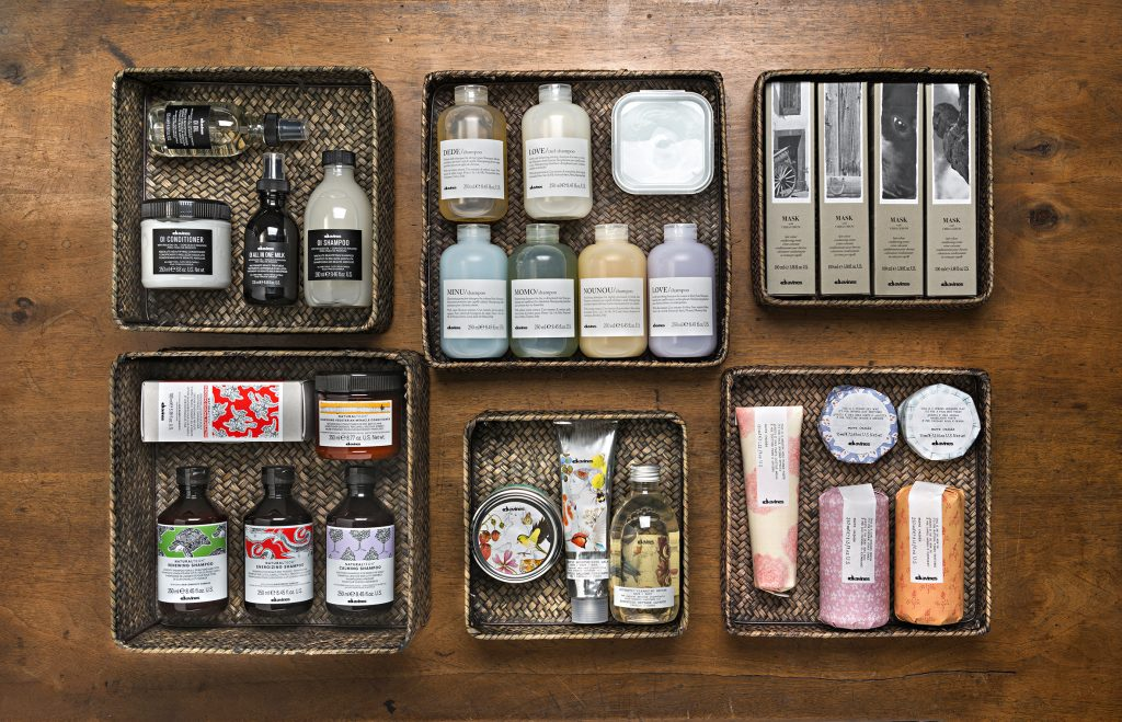 davines sustainable beauty Produkte